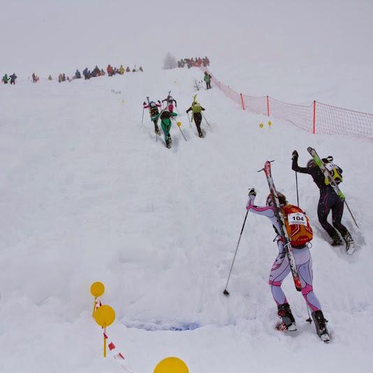 Saison de ski-alpi 2015 Tanya
