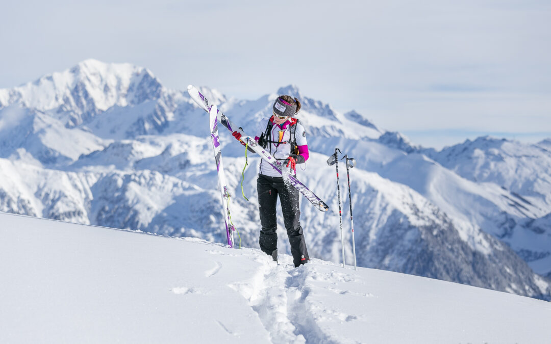 Test fixations de ski de randonnée – ATK race RT Lady