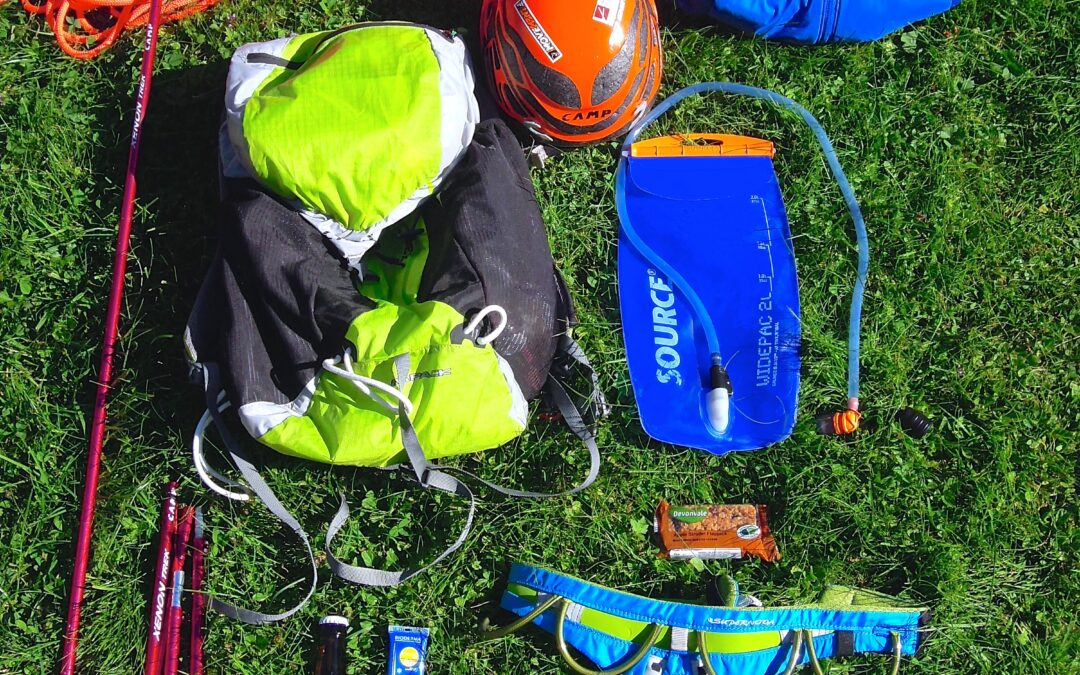 Un sac pour… partir en alpi rocher à la journée