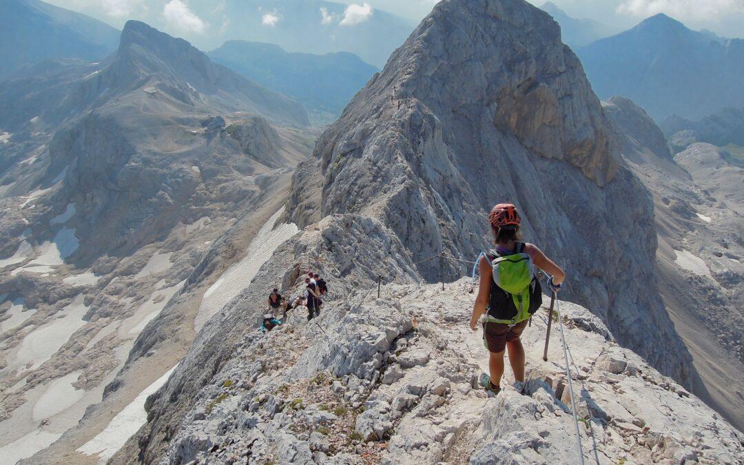 Ascension du Triglav en 2 jours – Slovénie