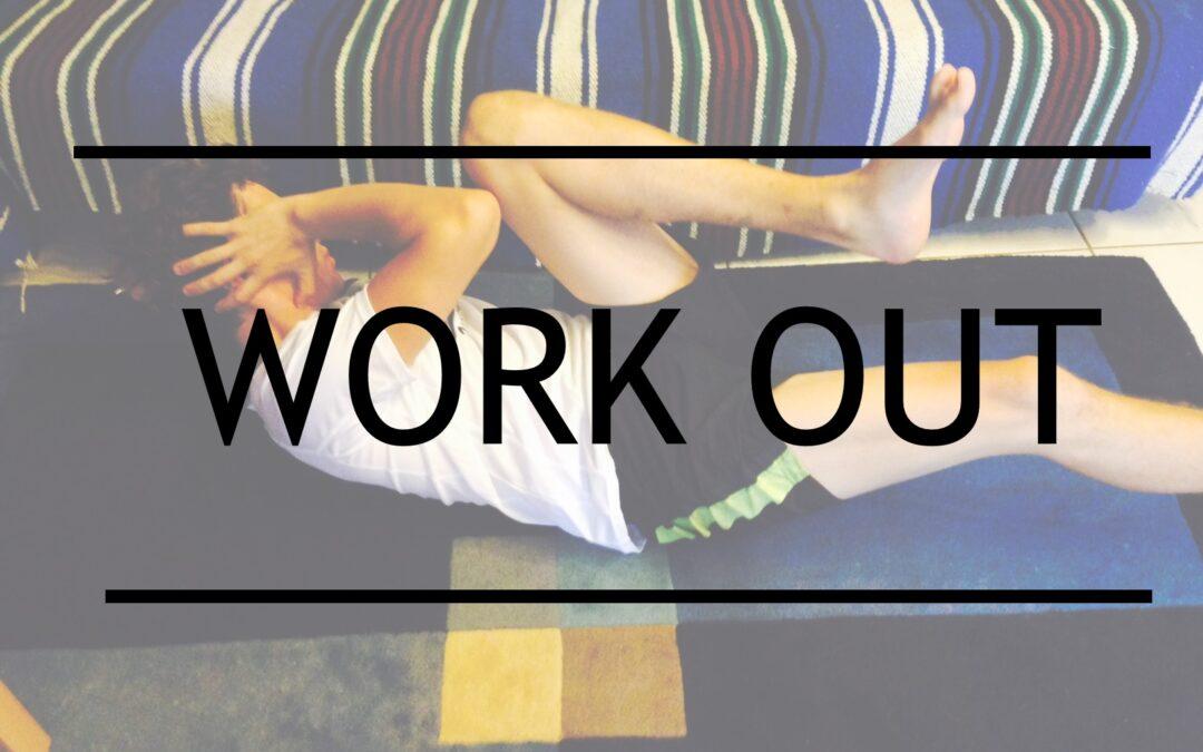 Fin août c'est Workout!