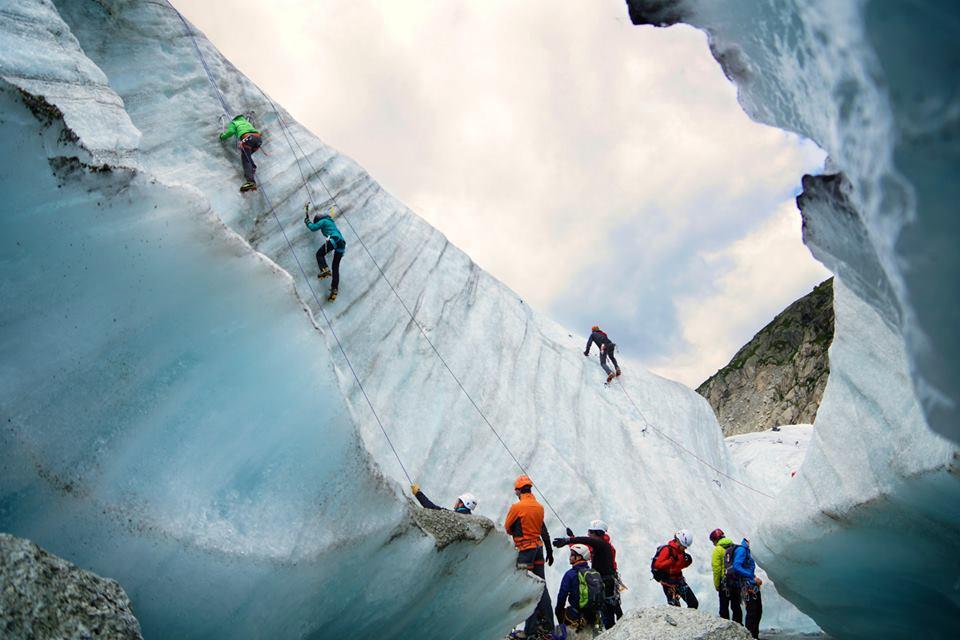 Vidéo: 3ème édition du Grand Parcours Chamonix-Mont-Blanc 2015