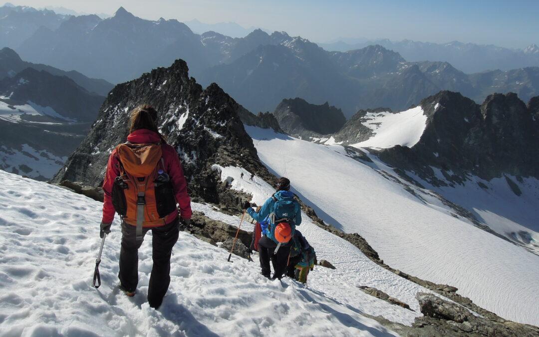 L'alpinisme au féminin