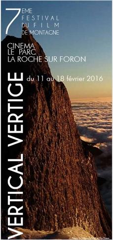 Vertical Vertige - 7ème Festival du Film de Montagne