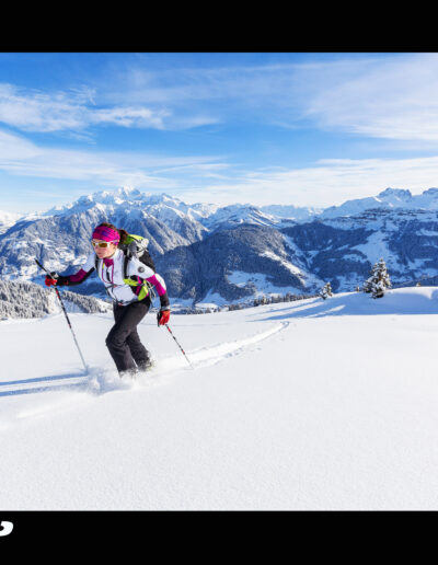 CAMP ski de rando - Poster