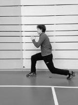 préparation physique ski alpin entrainement musculation cuisses squat