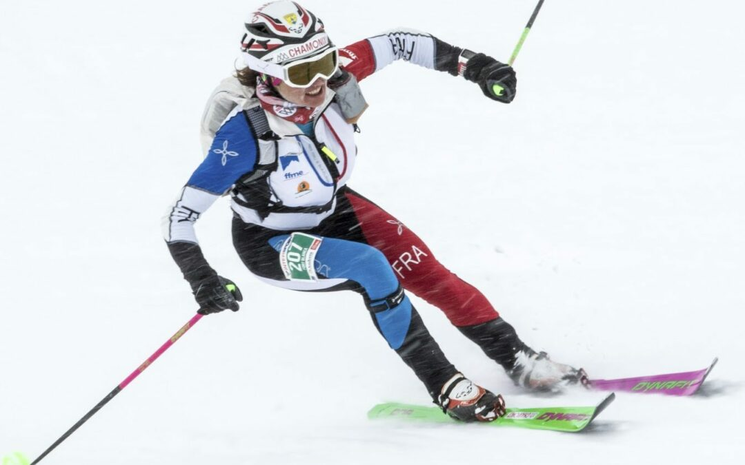 Interview Valentine Fabre – Entre montagne et coupe du monde de ski-alpinisme
