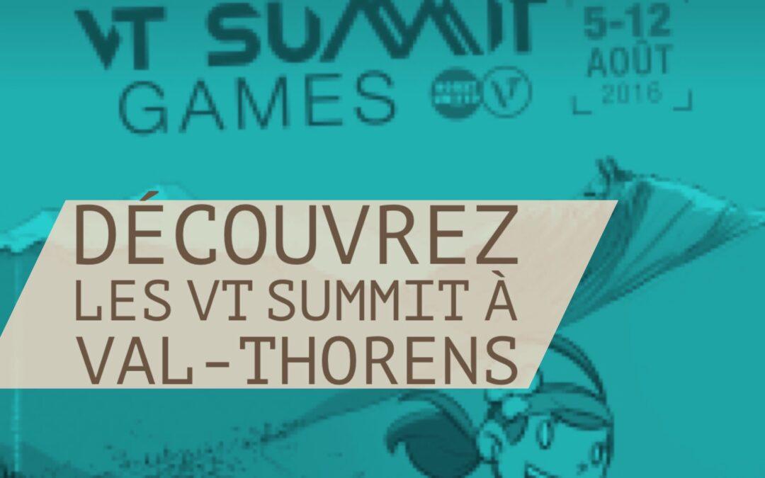 Pour l'été pensez à venir courir en montagne, avec les VT summit games à Val-Thorens!!