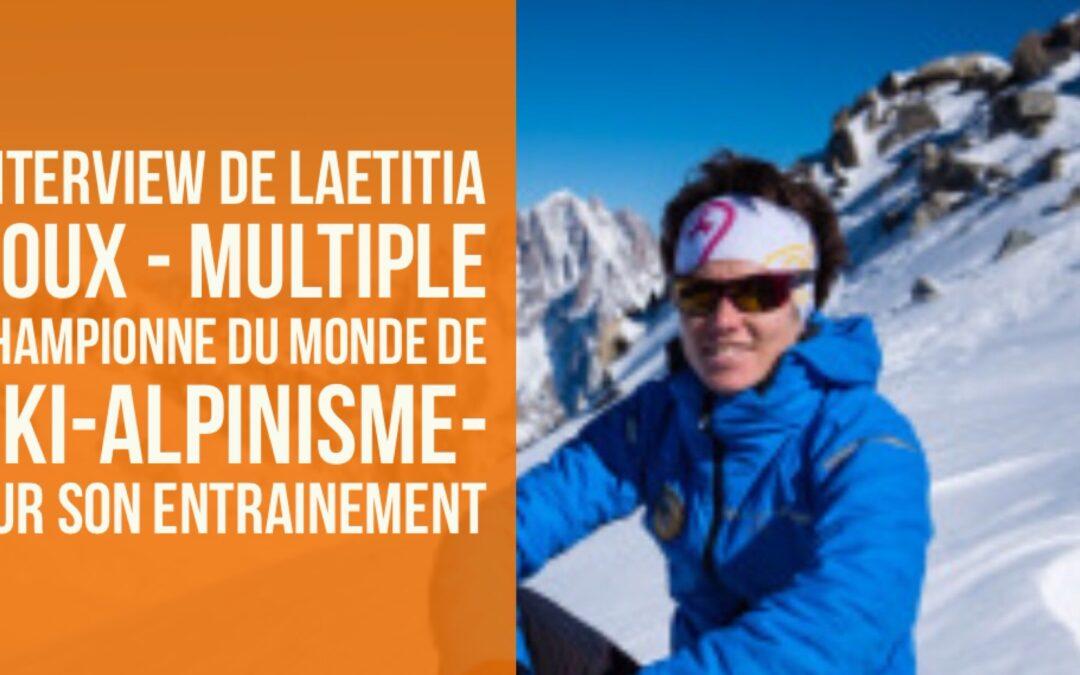 Interview de Laetitia Roux