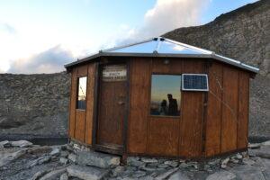 Refuge Franco Boerio - rando enUbaye / www.pasquedescollants.com