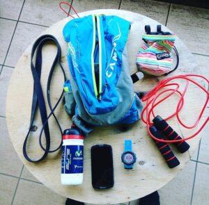 Test sac-ultra-trail-vest CAMP préparation physique