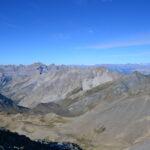 panorama depuis le sommet du Brc de rubren en Ubaye - / www.pasquedescollants.com