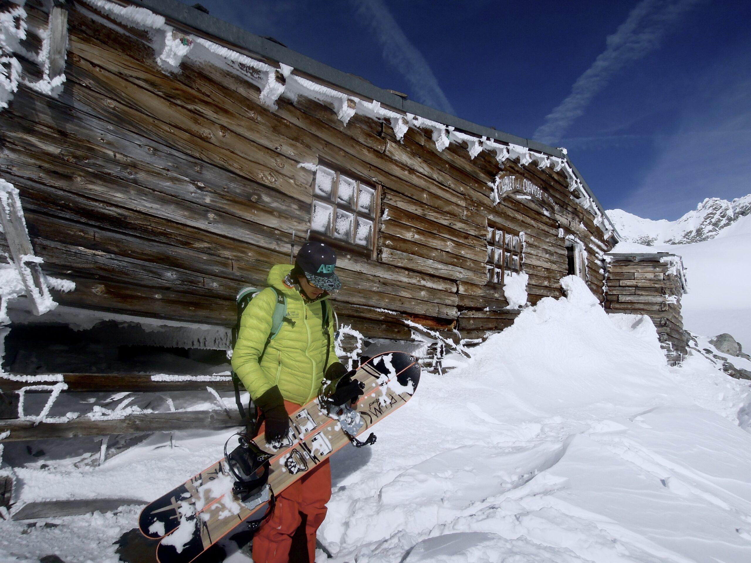 Val-Thorons, Plum, Splitboard, Léo Wattebled, Neige, snow, ice, alpinisme