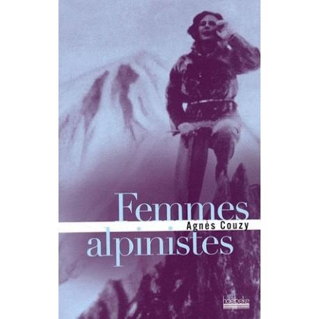 livre femmes alpiniste agnes clouzy