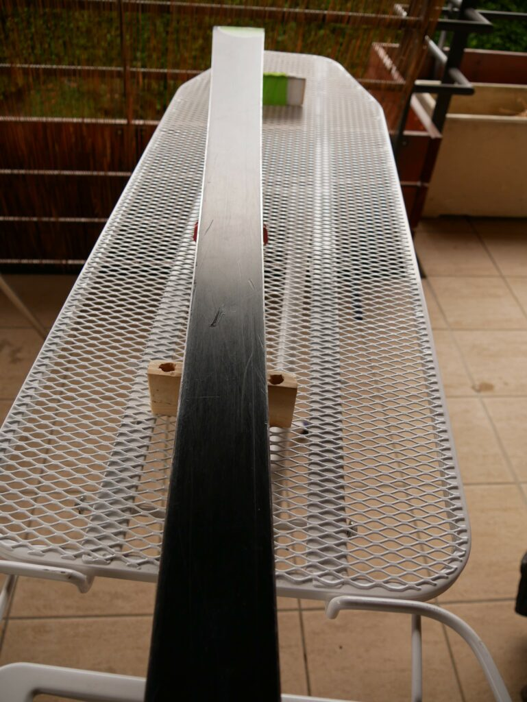 table de fartage pour ski do it your self