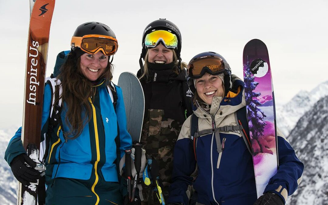 InspireUs le sport outdoor suédois au féminin