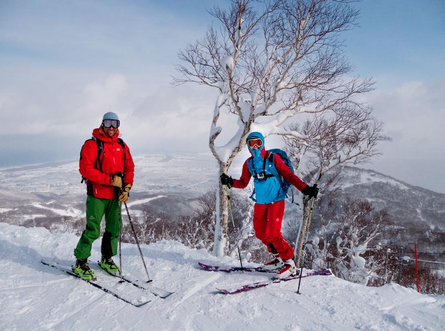 Un jour de ski à Sapporo – Teine