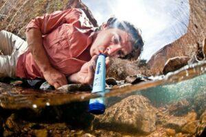 filtre à eau personnel lifestraw personal