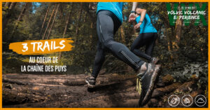 Volvic volcanic experience - Trail