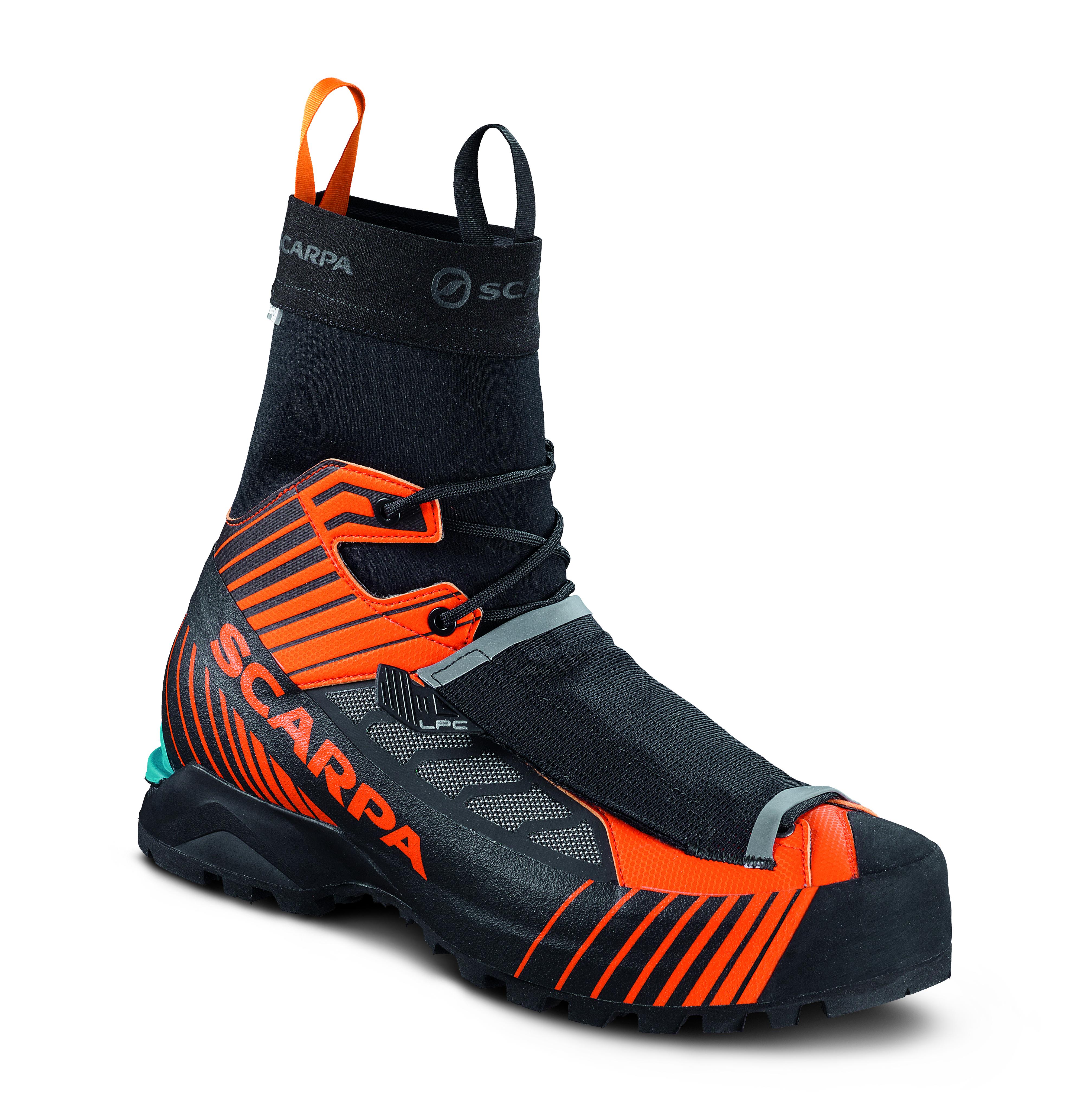 News Outdoor show Friedrichshafen 2017 Scarpa chaussure alpinisme La Ribelle Tech OD
