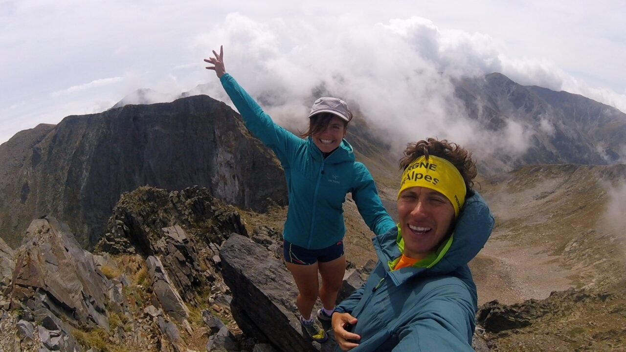 ascension du pic du Canigou en un jour en mode express - blog outdoor montagne et aventure On n'est pas que des collants https://pasquedescollants.com