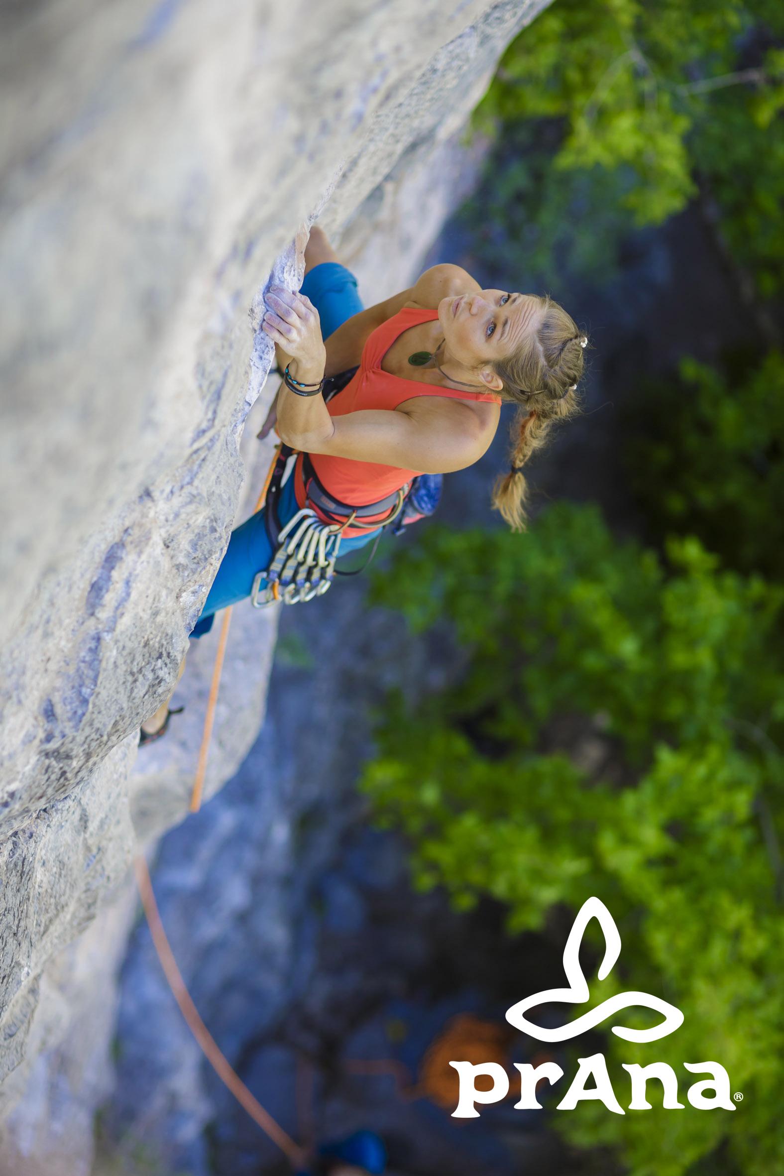 Rannveig Aamodt interview grimpe et yoga