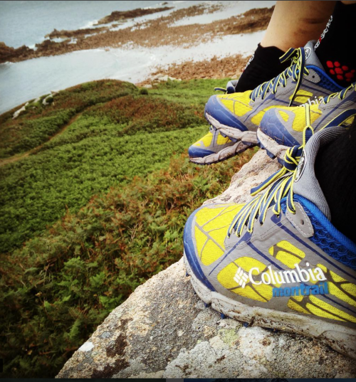 Test chaussures Columbia Montrail Colorado II UTMB