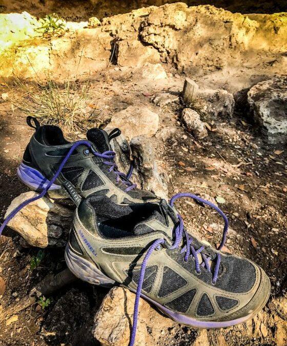 Test Chaussures randonnée Merrell Siren