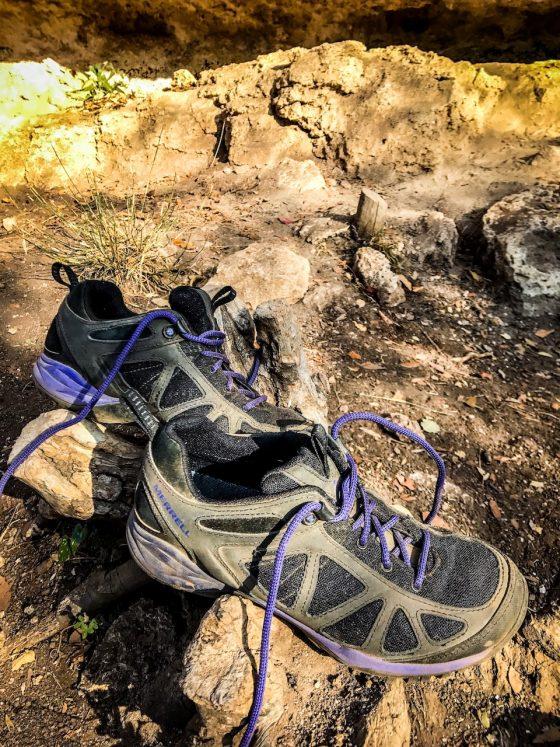 Test chaussures randonnée Merrell Liberty 1