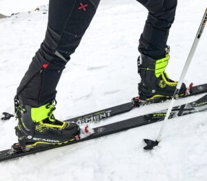 test scarpa alien RS
