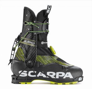 Alien 1.0 scarpa chaussures de ski-alpinisme nouveautés ISPO 2018