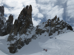 breche puiseux ski de rando