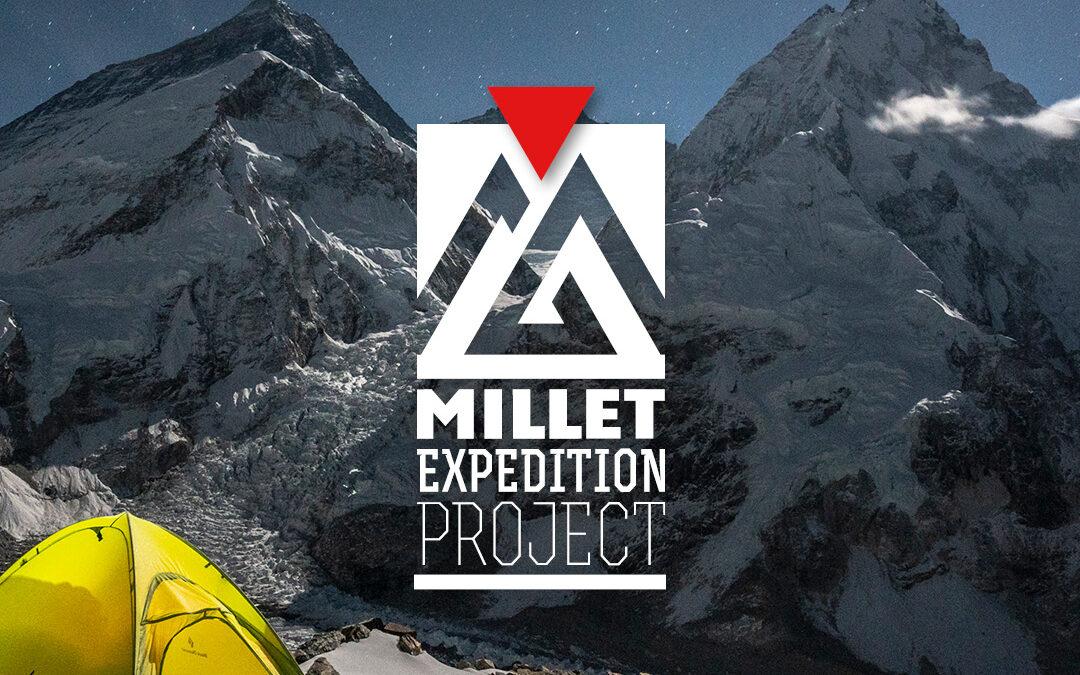 Les bourses Millet expedition project pour partir à l'aventure