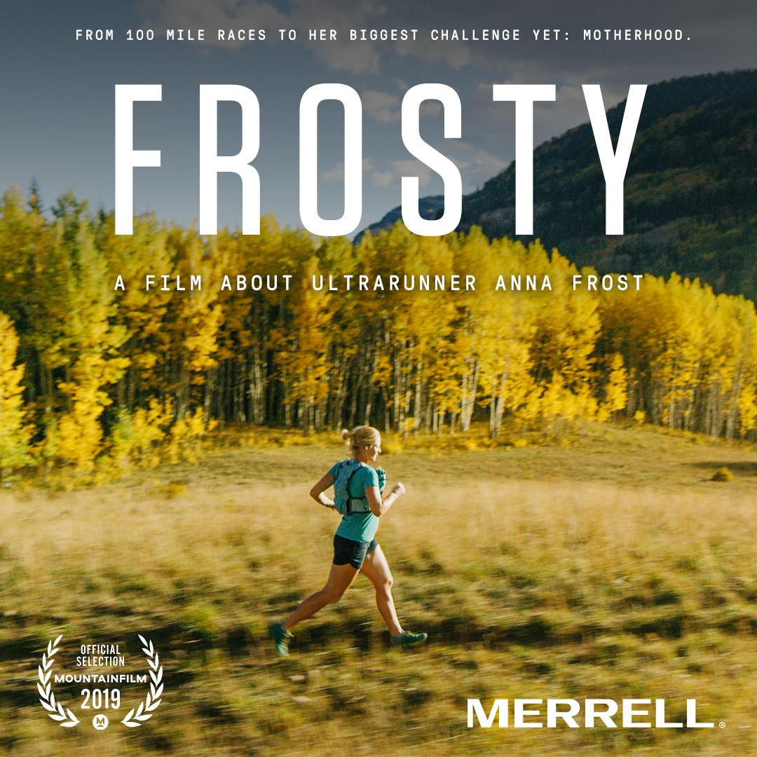 Frost_frosty movie affiche trail_ anna frost run festival femmes en montagne talloires annecy films