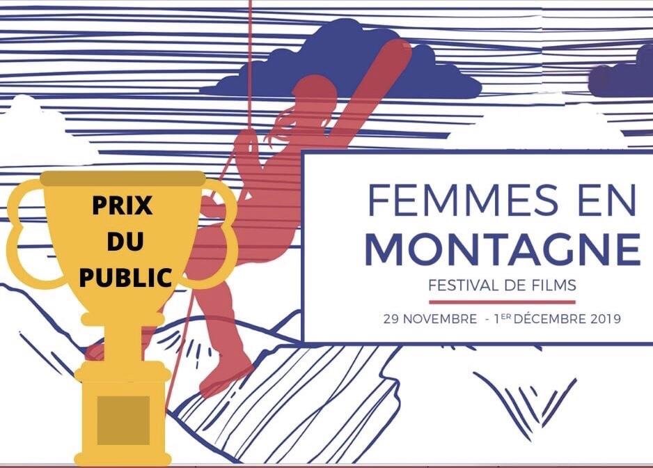 Prix du festival Femmes en montagne