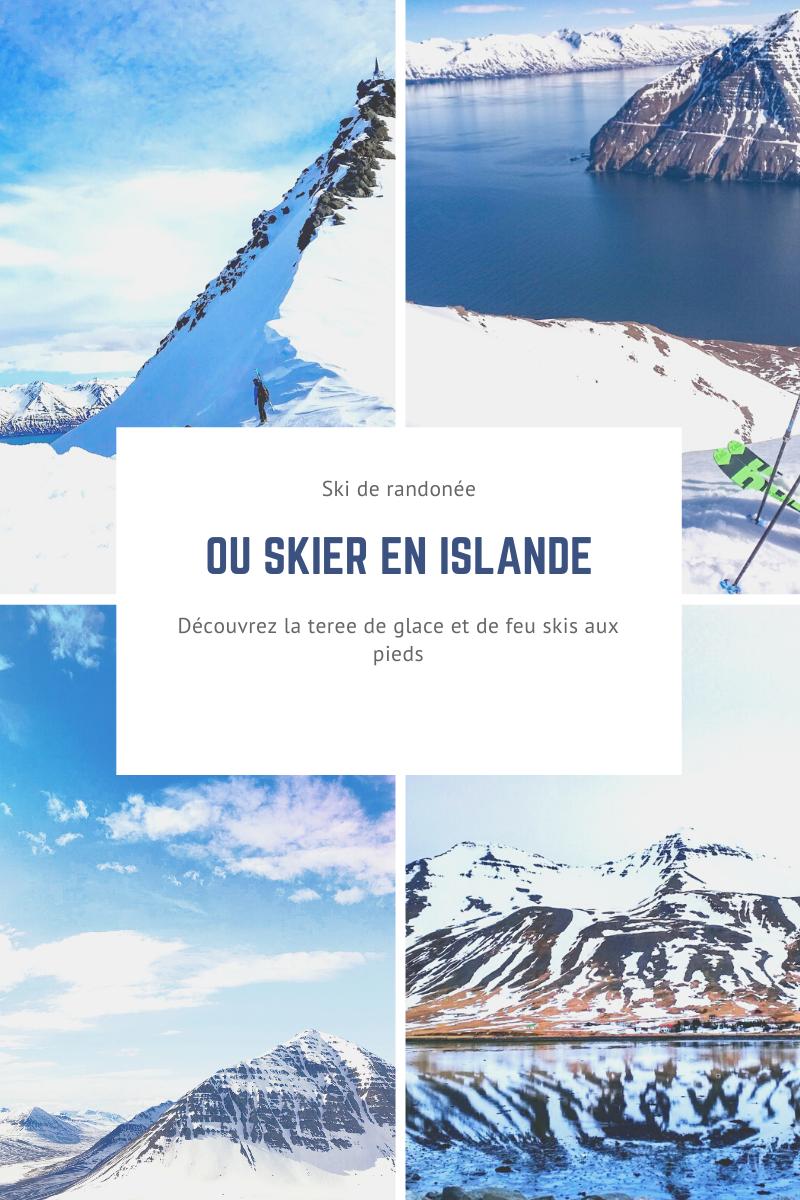 Ou skier en islande ski de rando peninsule des troll dalvik voyage a ski blog