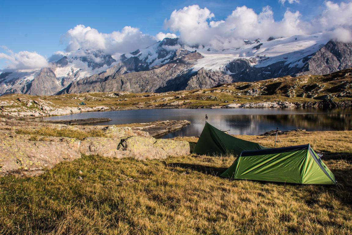 Bivouac au plateau d'Emparis montagne blog 2