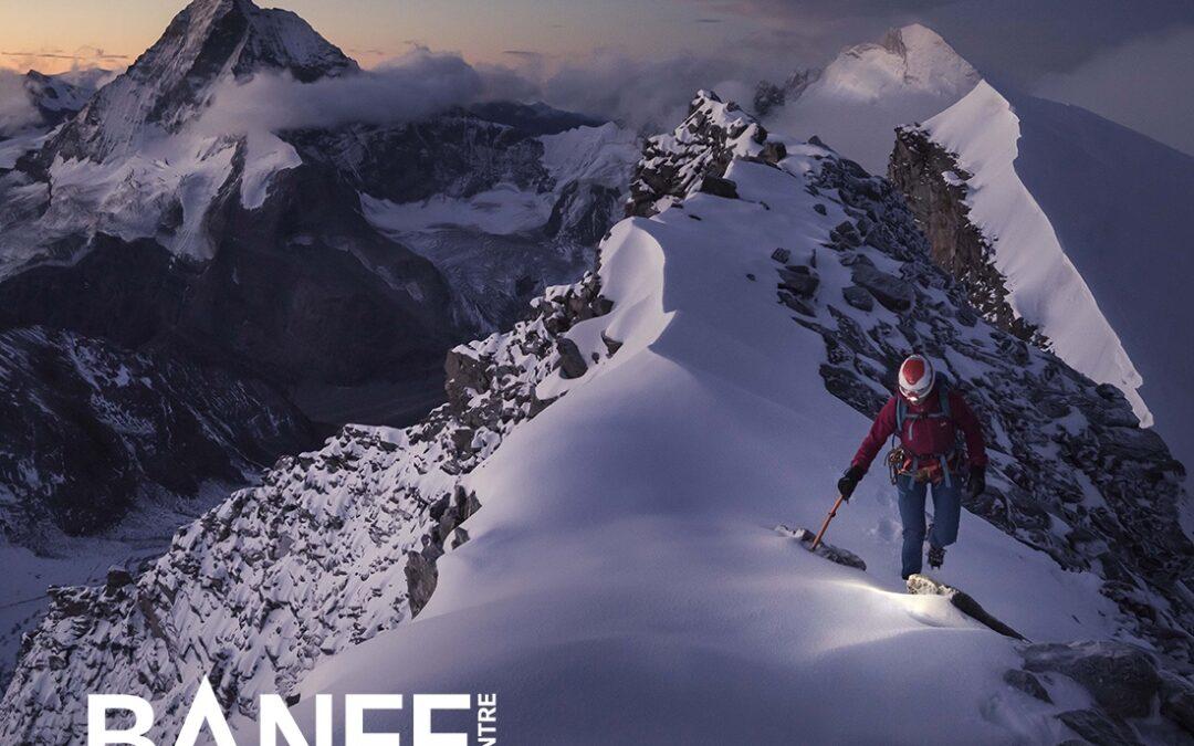 On vous fait gagner votre pass VOD pour le festival de films de montagne BANFF