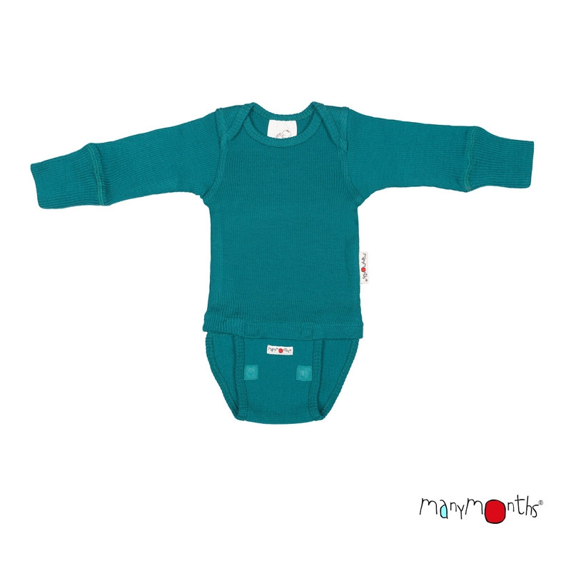 manymonth body bebe laine merinos montagne ranconnée chaud outdoor