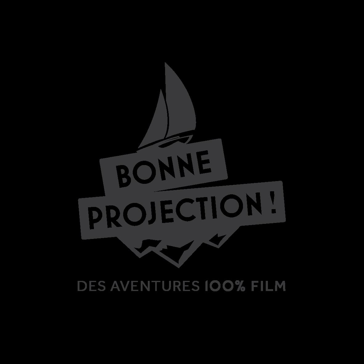 logo bonne projection festival femmes en montagne
