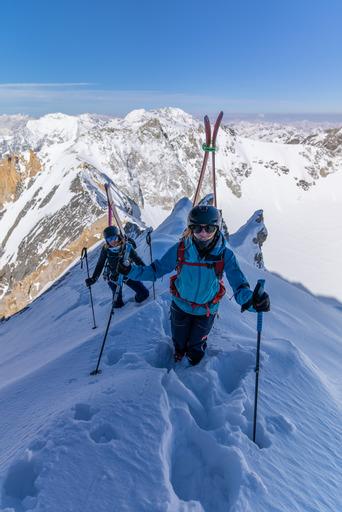 Les p'tiotes 2 festival films femmes en montagne ski