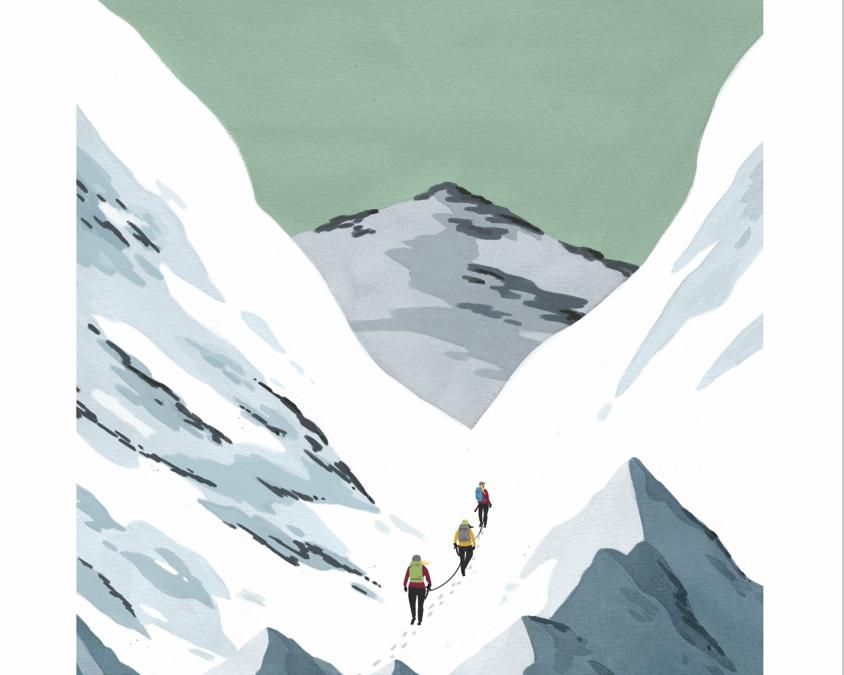Programme du festival Femmes en montagne